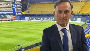 Micrófonos infectados en Argentina: Diego Latorre se suma a comentaristas deportivos con coronavirus