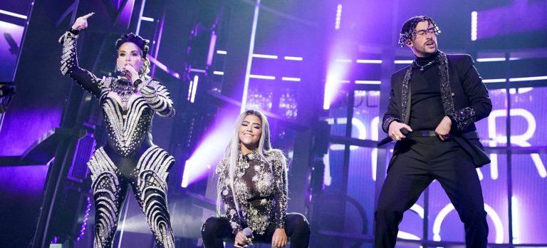 "¡Temazo! Bad Bunny lanzó el remix de ""Yo Perreo Sola"" junto a Nesi e Ivy Queen"