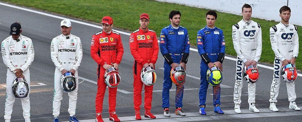Vuelve Alonso y Hamilton pendiente: Así está quedando la parrilla 2021 de pilotos de la Fórmula 1