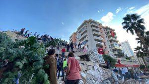 """Embajador en Turquía confirmó que familias chilenas en zona del terremoto """"no registran daños personales"""""""