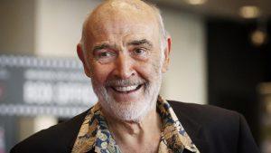 A los 90 años falleció el actor Sean Connery