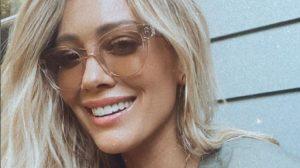 Hilary Duff anunció su tercer embarazo con íntimo y tierno video