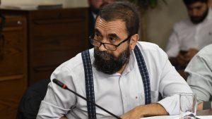 Ministro Desbordes y comandante en jefe de la Armada solicitaron iniciar investigación penal contra Hugo Gutiérrez