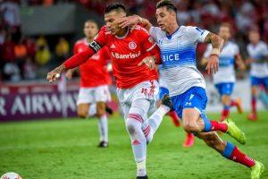 Formaciones confirmadas: Universidad Católica va con lo mejor ante Inter de Porto Alegre