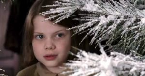 """Así luce Georgie Henley, la actriz que dio vida a """"Lucy"""" en Las Crónicas de Narnia, a sus 25 años"""
