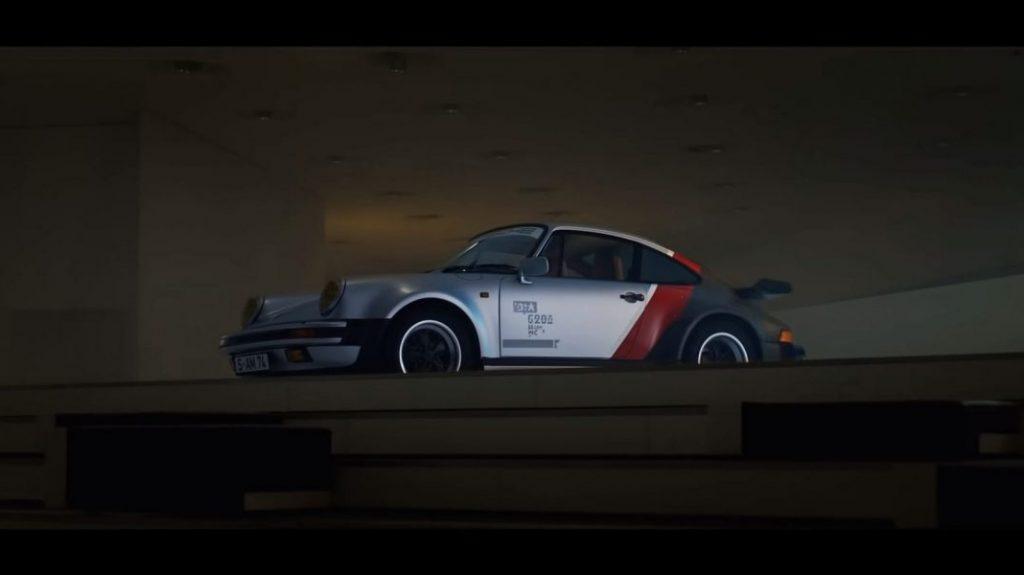 Porsche presentó el modelo de auto que utilizará Keanu Reeves en CyberPunk 2077