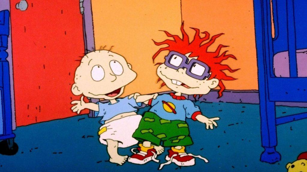 Los Rugrats regresan a Nickelodeon con un diseño diferente y actualizado