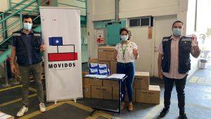 """Organizaciones sociales enfrentan la pandemia con apoyo de la Unión Europea: """"Hay que seguir ayudando más que nunca, porque esta crisis se viene muy larga"""""""