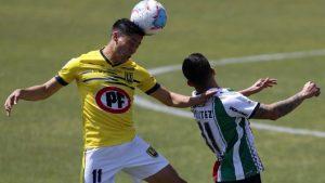 """Simón Ramírez: """"Uno de mis objetivos es estar en La Roja, además de seguir con mi buen rendimiento y creciendo como jugador"""""""