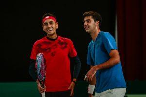 Alejandro Tabilo y Tomás Barrios ya tienen horario para sus duelos por los cuartos de final del Challenger de Lima