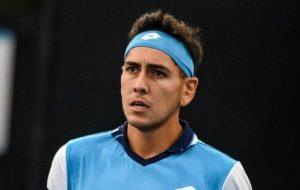Alejandro Tabilo quedó eliminado en los cuartos de final de Lima