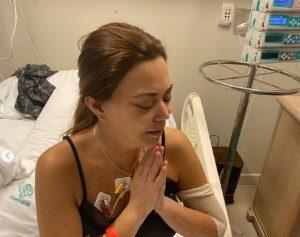 Daniella Campos podrá retornar a su casa tras compleja operación de dos tumores en su cerebro