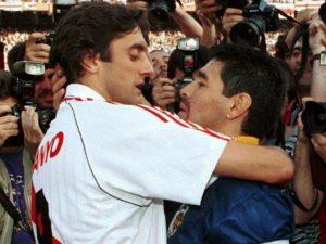 "Enzo Francescoli golpeado tras muerte de Diego Maradona: ""Era mi amigo"""