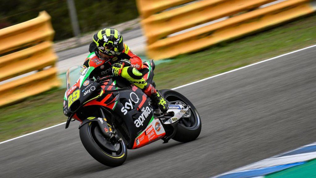 Dura sanción para piloto italiano del MotoGP