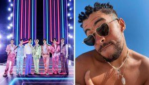 Lo que muchos esperaban: Bad Bunny se refirió a su supuesta colaboración con BTS