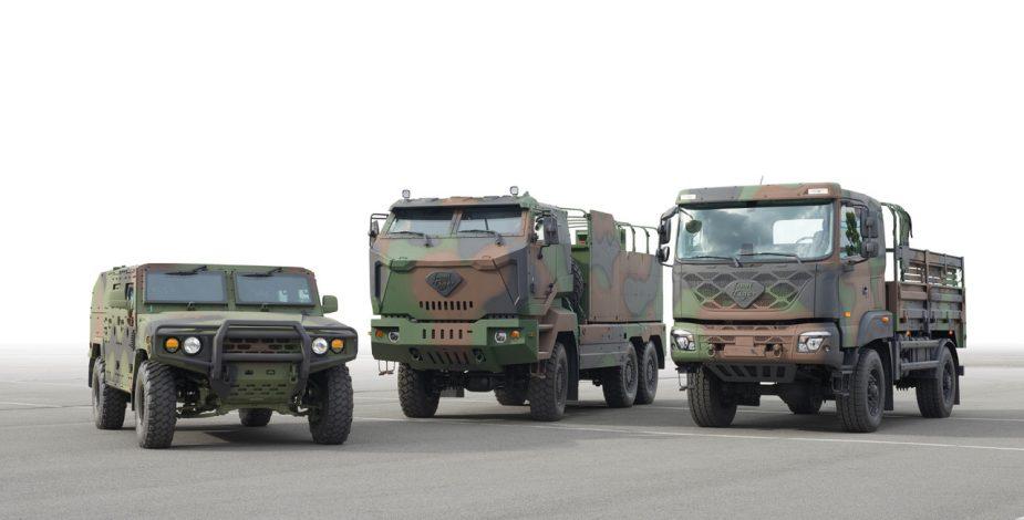 Los planes de Kia para desarrollar vehículos de combate