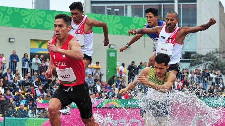 Atleta chileno sufrió grave accidente de tránsito y se encuentra en delicado estado
