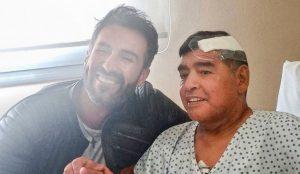Autoridades argentinas allanaron la casa y consultorio de Leopoldo Duque, el médico personal de Diego Maradona