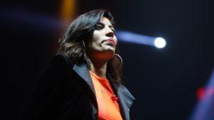 Ana Tijoux se une a la nueva versión de la Cantanta Santa María
