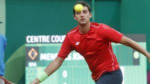 Tomás Barrios cayó en un partidazo por la semifinal del Challenger de Lima