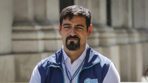 Alcalde de Cerro Navia dio positivo por Covid-19
