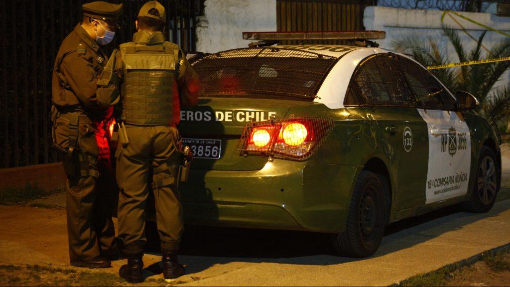 Fiesta clandestina en Rancagua terminó con 40 personas detenidas