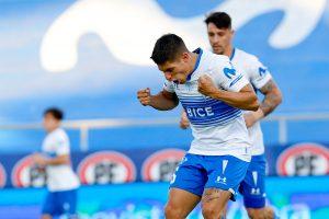 """Gastón Lezcano tras la victoria ante River por Sudamericana: """"Nos ilusionamos con la copa"""""""