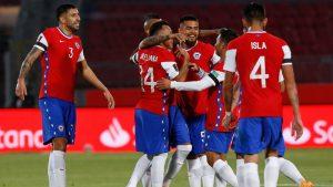 Chile se mantuvo entre los primeros 20 puestos del nuevo ranking FIFA tras nueva actualización