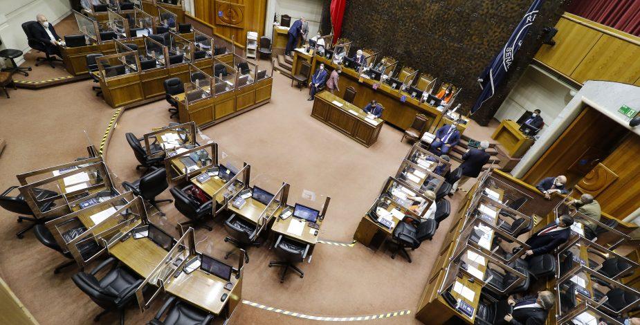 Senado chileno vota sobre segundo retiro de las AFP