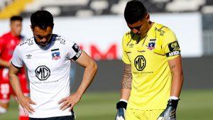 """""""AD10S"""": El homenaje que Colo-Colo le rindió a Diego Maradona el día de su muerte"""