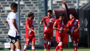 Colo-Colo sigue colista absoluto del torneo tras caer como local ante Curicó Unido