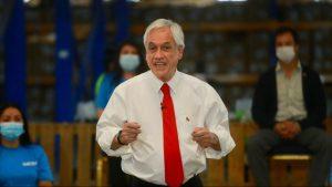 """Presidente Piñera anunció un """"Bono Covid Navidad"""" que beneficiará a 3,4 millones de familias que recibieron el IFE"""