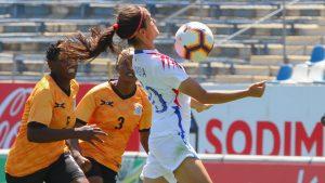 """""""La Roja"""" femenina cayó en duelo amistoso frente a Zambia pensando en el repechaje olímpico"""