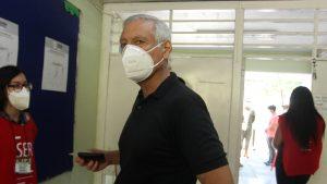 Primarias 2020: Heraldo Muñoz denunció que no pudo votar porque su mesa estaba cerrada