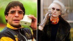 El motivo por el que Meryl Streep se volvió viral tras la muerte de Maradona