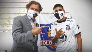 Todo cerrado: Ignacio Jara se transformó en refuerzo oficial de Colo Colo