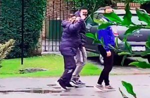 Vecina reveló las que serían las últimas imágenes con vida de Diego Armando Maradona