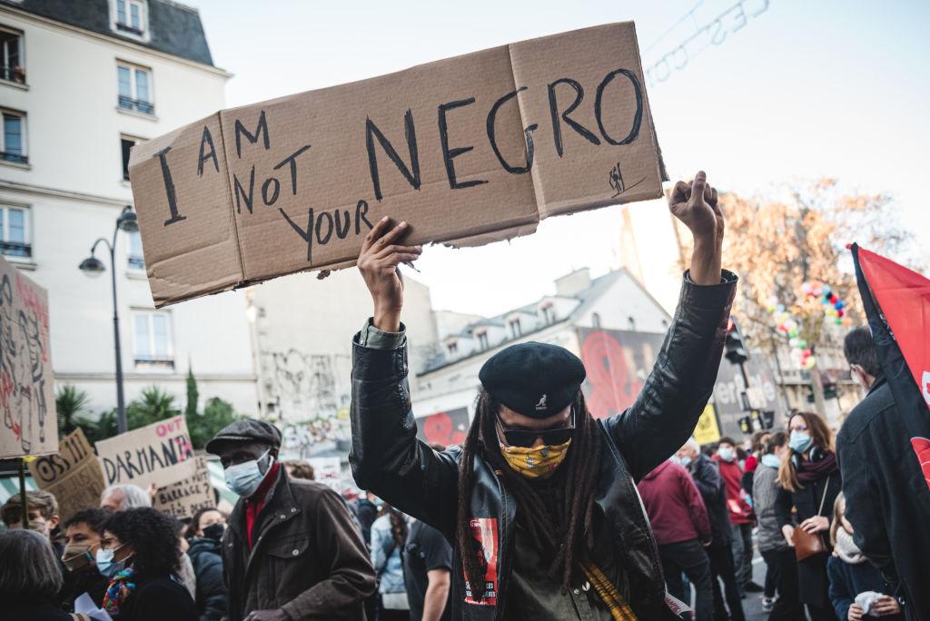 Protestas en Francia por la golpiza a Zecler
