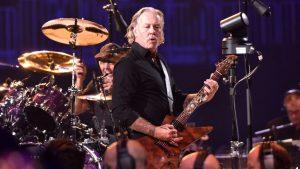 ¡A lo grande! Así celebró Metallica los 35 años del lanzamiento de Master of Puppets