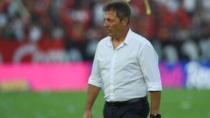 """""""Bocón y maleducado… Solito, mano a mano"""": El día de furia de Frank Darío Kudelka contra el técnico de Talleres"""