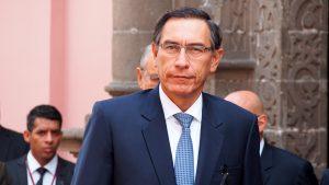 """""""Al servicio del pueblo"""": Tras ser destituido como presidente de Perú, Martín Vizcarra anunció postulación al Congreso"""