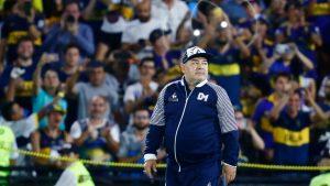 Conmebol suspendió el partido entre Boca Juniors e Inter de Porto Alegre por la muerte de Diego Maradona