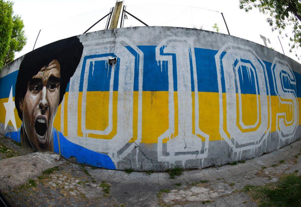 Lo escuchaste en ADN: La muerte de Diego Armando Maradona