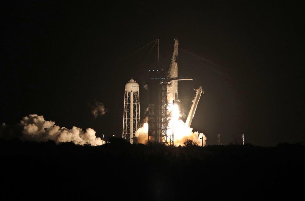 Espectacular: Así fue el despegue de SpaceX y la NASA con dirección a la Estación Espacial Internacional