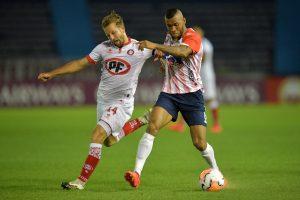 Unión La Calera cayó agónicamente ante Junior de Barranquilla por Copa Sudamericana
