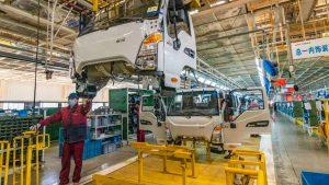 Actividad de fábricas chinas tuvo la mayor expansión en tres años