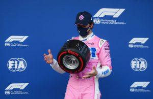 Lance Stroll terminó con la hegemonía de Mercedes y se quedó con la pole del GP de Turquía