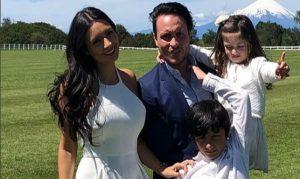 """""""Tienes cinco meses"""": Rodrigo Wainraihgt confirmó que Dominique Gallego está embarazada"""