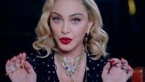 Madonna se volvió tendencia en redes sociales tras la muerte de Diego Maradona
