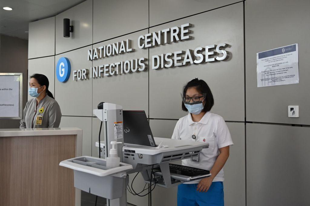 Un Bebé nació con anticuerpos contra el coronavirus Covid-19 en Singapur